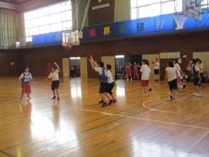女子バスケット1