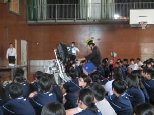 交通安全教室2