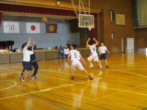 男子バスケット1