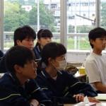 生徒の視線1