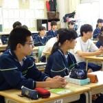 生徒の視線4