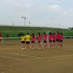 テニス整列