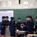 1年生の学級会