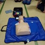 第1回家庭教育学級~救急救命~