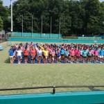 テニス部県大会
