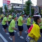 佐間天神社八坂祭