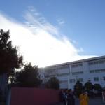 氷点下の学校