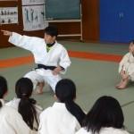授業風景~武道とダンスの必修化~